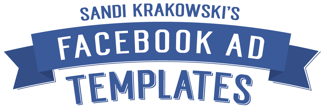 Facebook ads templates sandi krakowski bemore a real change maxwellsz
