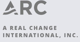 A Real Change International Logo